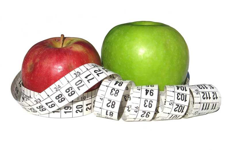 Een gezond gewicht is gunstig voor het cholesterolgehalte